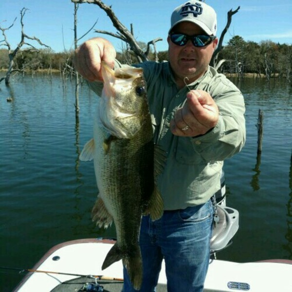 Big Bass Fishing at Fayette County Reservoir