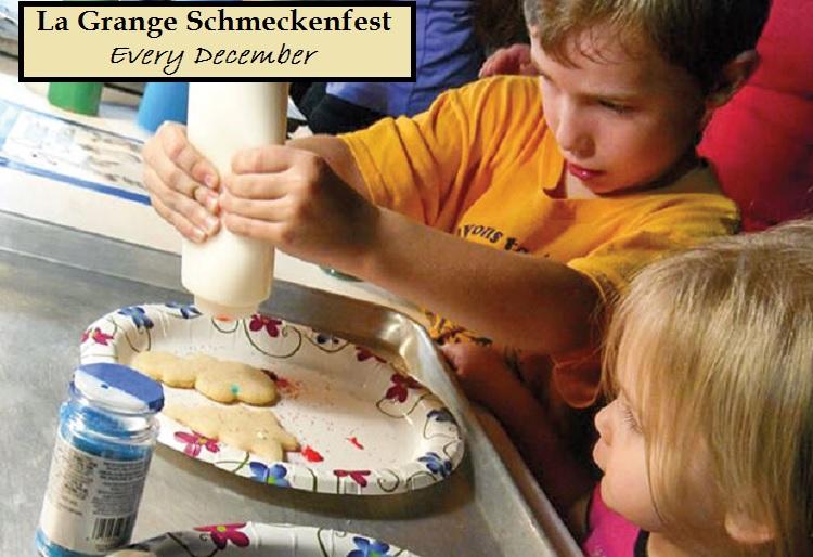 La Grange Texas Schmeckenfest