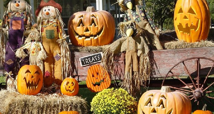 Trick or Treat on the Square in La Grange, Texas