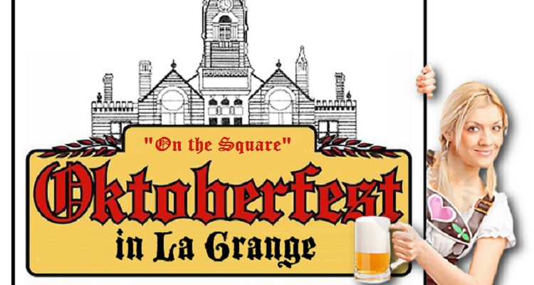 La Grange Oktoberfest on the Square
